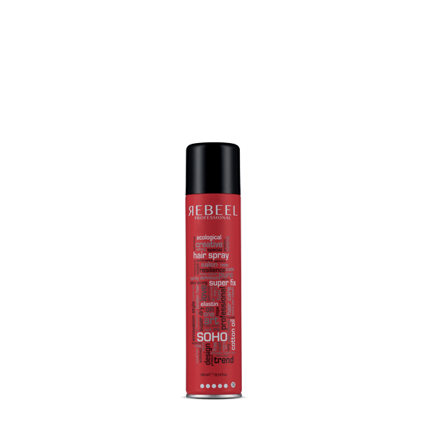 SOHO ecological hair spray super fix