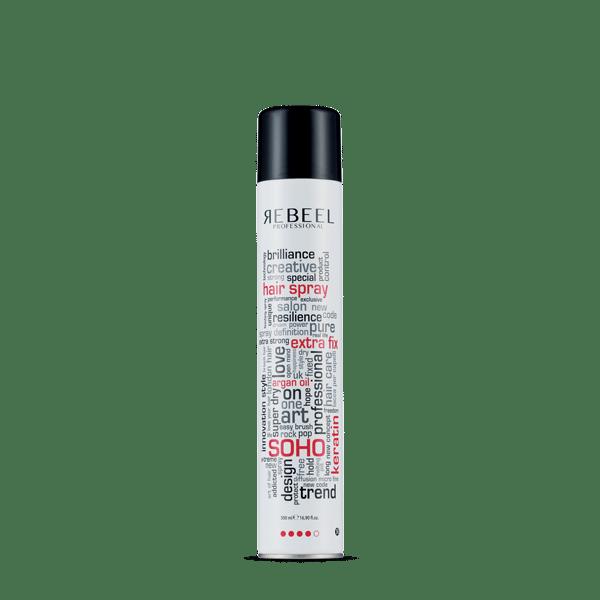 SOHO Hair spray extra fix
