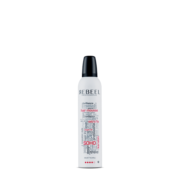 SOHO Hair mousse extra fix